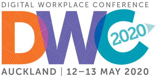 Logo The Digital Workplace Conference New Zealand